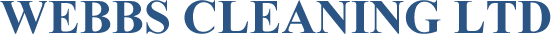 Webb's Cleaning Ltd logo